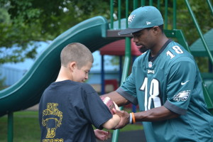 Philadelphia Eagles Visit
