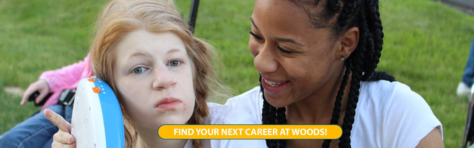 Find Your Next Career at Woods NEW