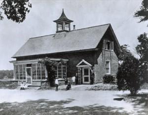 Old Woods Schoolhouse in Roslyn, PA