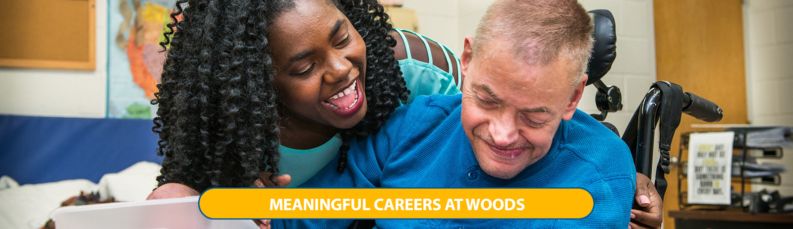 Meaningful Careers at Woods