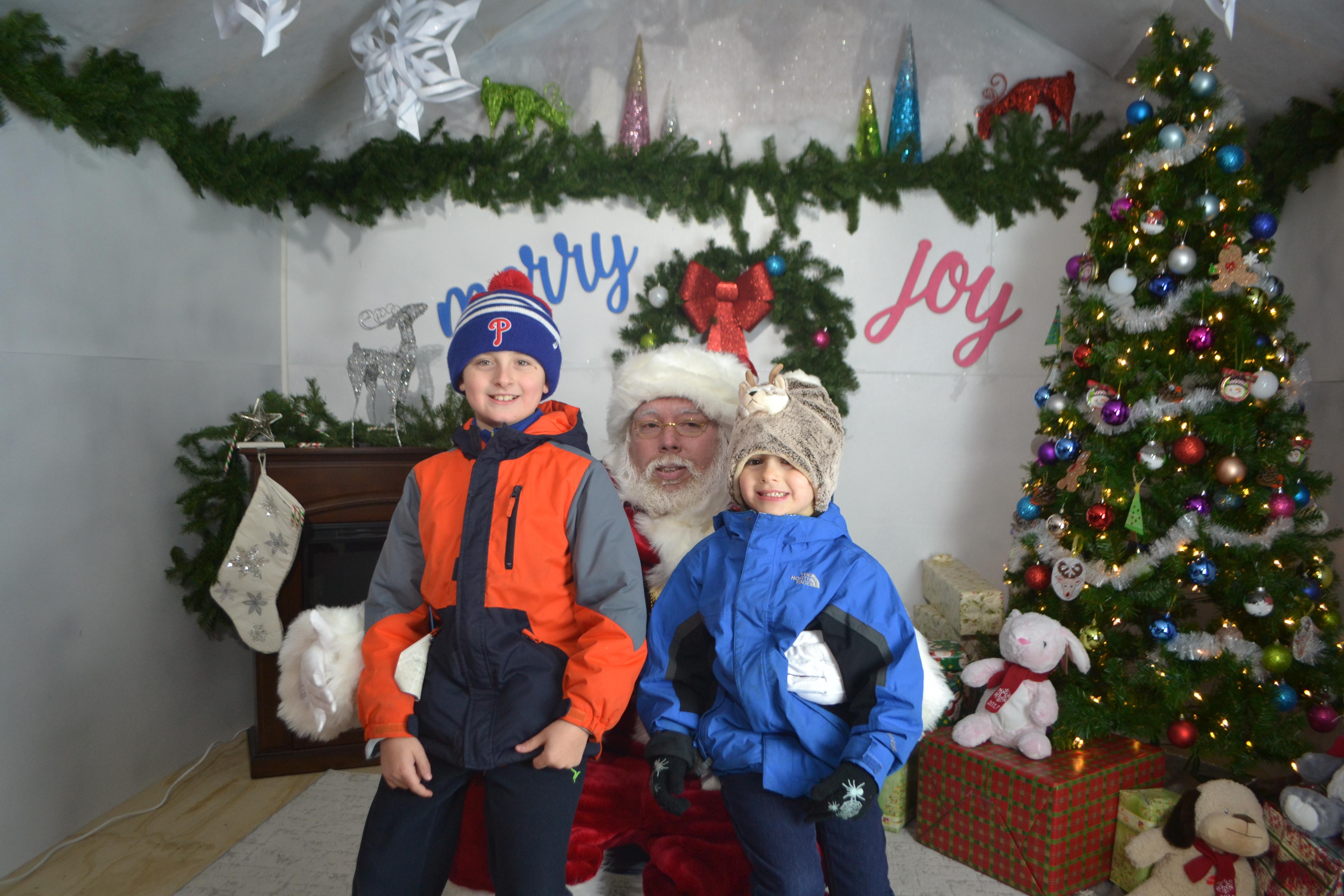 2018 Winter Wonderland at Woods! - Woods Services